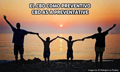 El CBD como Preventivo