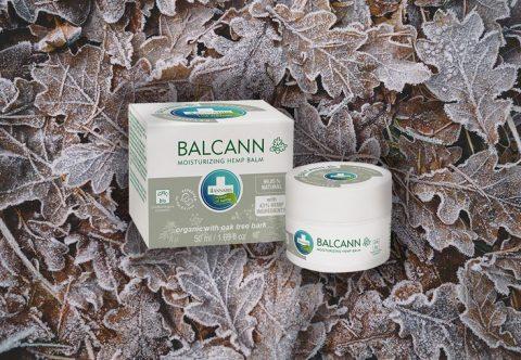 Organic Hemp Balm