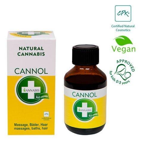Natural Hemp Oil