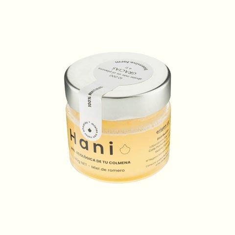 Miel de romero Orgánico HANI