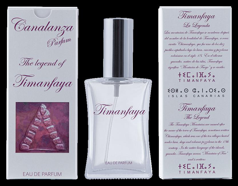 Timanfaya Canalanza Perfume