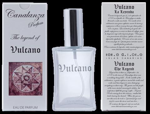 Vulcano Perfum Canalanza Lazarote