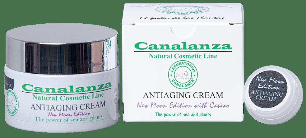 Caviar CBD Cream Canalanza