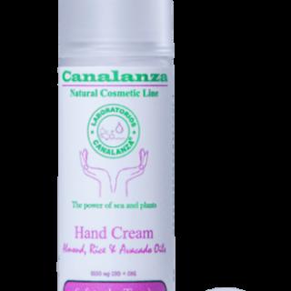 hand cbd cream canalanza