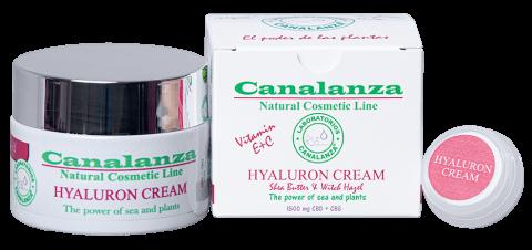 Hyaluron Cbd Cream Canalanza