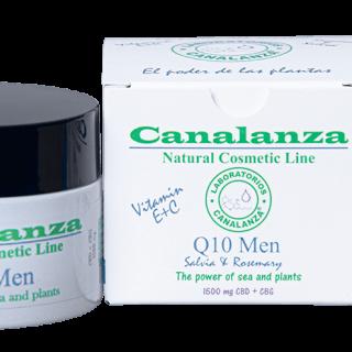 Q10 Men Cream Canalanza