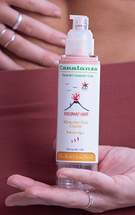 Volcan Heat Canalanza Cosmetic Line_modelo