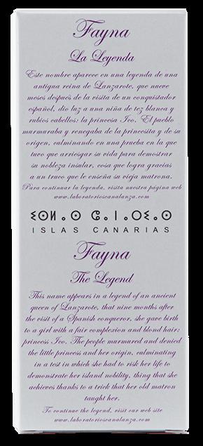Fayna Canalanza Perfume