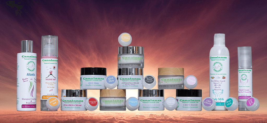 Canalanza Cosmetic Line